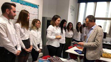 Duque pide el voto para el PSOE desde la ciudad de Alcoy