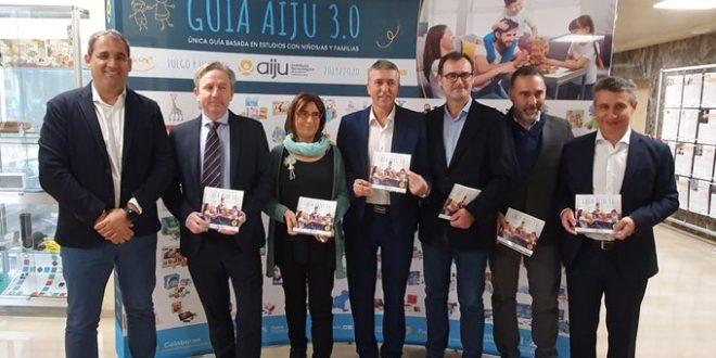 AIJU presenta una nueva edición de la Guía del Juguete