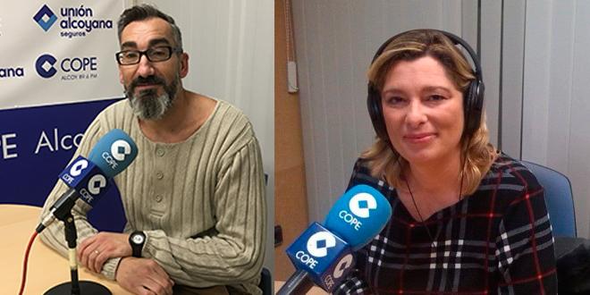 Enrique Peidro y Lucía Granados «volvemos a Elecciones por capricho de Sánchez»