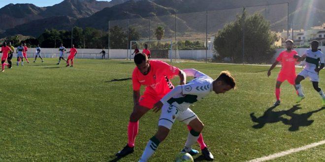 El Alcoyano venció al Elche B con un resultado final de 0-3