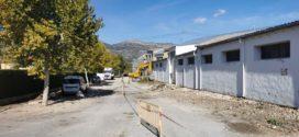 Muro acomete mejoras en una parte de l'Avinguda de Gandia