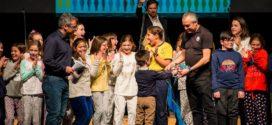 El Colegio Carmelitas gana el XV Certamen de Villancicos de Cope Alcoy