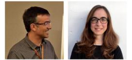 Rebeca Sanjuán y Lluis Catalán nuevos portavoces de la coordinadora de Ganar Alcoy
