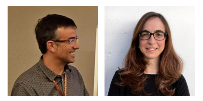 Rebeca Sanjuan y Lluis Català nuevos portavoces de la coordinadora de Guanyar