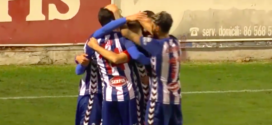 El Alcoyano vence por 4-0 al Alzira en El Collao