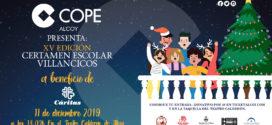 Cope Alcoy celebra su Certamen Escolar de Villancicos