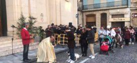 Alcoy bendice a los animales por Sant Antoni
