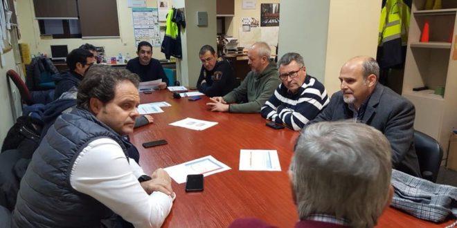 El temporal obliga a suspender las clases en Alcoy y parte de la comarca