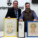 Óscar Francés dona al Ayuntamiento retratos hechos por Camilo Sesto