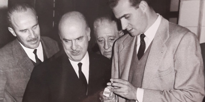 El Archivo de Alcoy recupera 630 fotografías de 'Papeleras Reunidas'