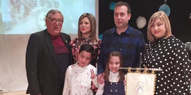Claudia Gandia es elegida Angelet para las Fiestas de Muro