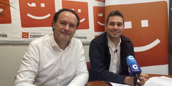 Compromís defiende el nuevo reparto de las ayudas de la Diputación