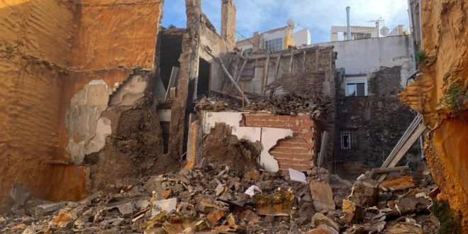 Cocentaina estudiará ayudas para adecuar las estructuras de viviendas en mal estado