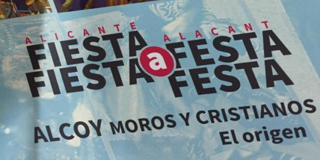 El documental «Festa a Festa», de Domingo Rodes, gana el premio Sant Jordi de Alcoy
