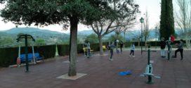 Cocentaina renueva el parque del Barri de Sant Hipòlit