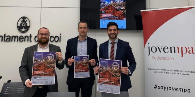 Alcoy acoge los IV Premios Empresas Inspiradoras de Jovempa
