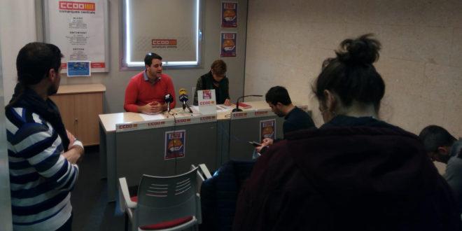 CCOO lanza una campaña dirigida a los jóvenes
