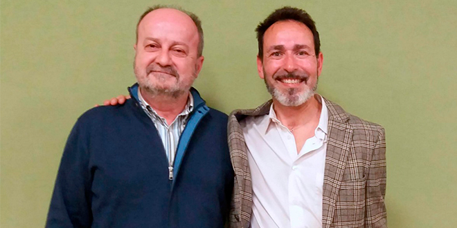 Ximo Sandoval entrevista a Javier Velayos en #DidacTIC