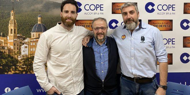 Óscar Martínez y Antonio Delgado preparan su debut como Embajadores