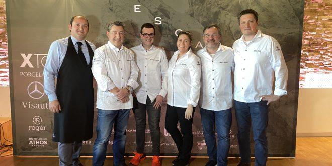L'Escaleta reúne a los mejores chefs para celebrar su cuarenta aniverario