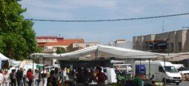 Compromís pide rediseñar la distribución de los mercadillos ambulantes