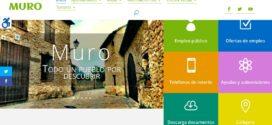 La página web del Ayuntamiento se reorganiza con un nuevo diseño