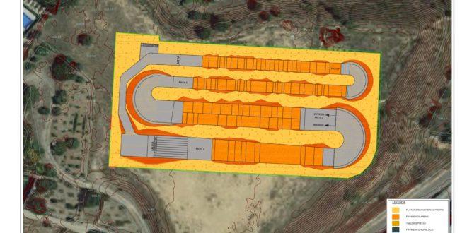 Aprobado el proyecto para construir un circuito de BMX en Alcoy